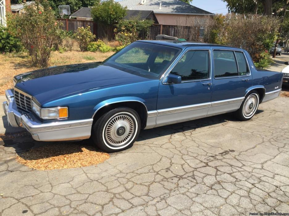 1993 Cadillac Deville Cars For Sale