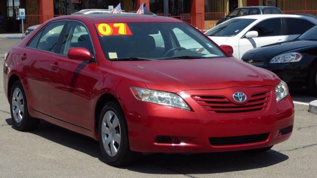 2007 Toyota Camry 4dr Sedan I4 Automatic LE
