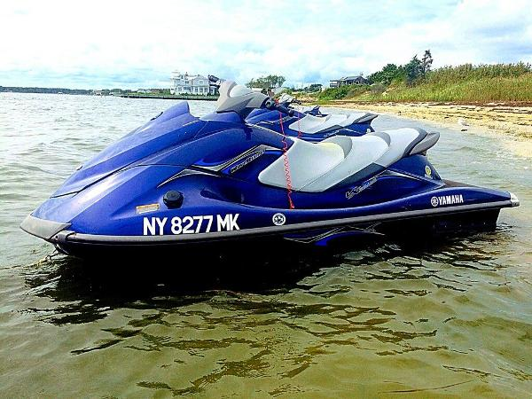 Yamaha waverunner vx deluxe boats for sale in new york for Yamaha waverunner vx