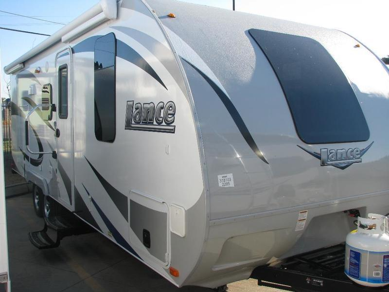 2016 Lance Travel Trailers 2295
