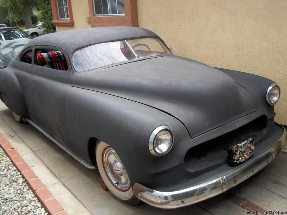1949 CHEVY STYLINE CHOPPED
