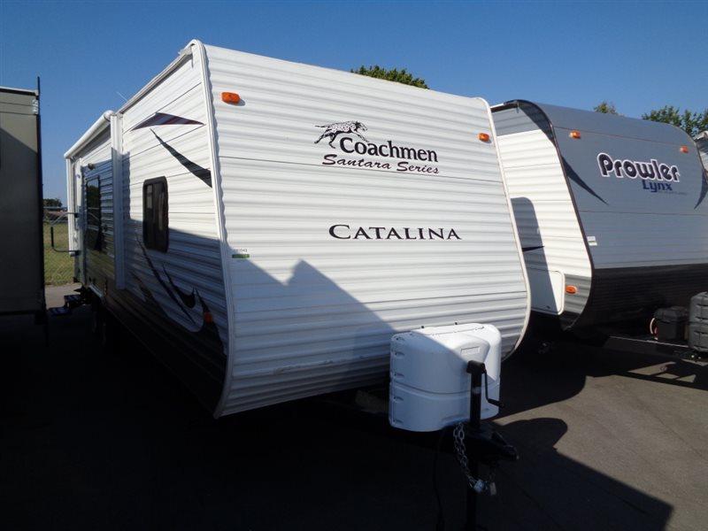 Coachmen Rv Catalina Santara Series 261RLS