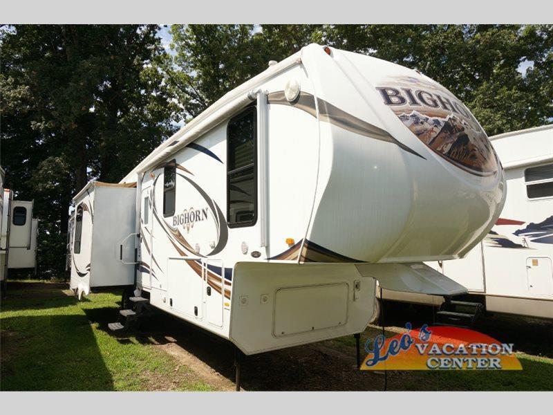 Heartland Rv Bighorn 3070RL