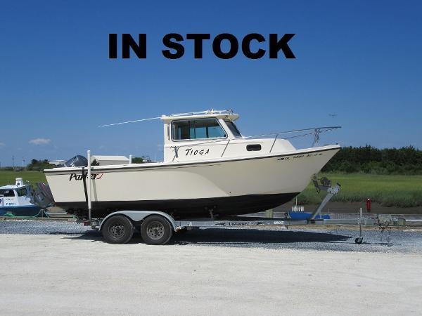 Parker 2120 Sport Cabin Boats for sale