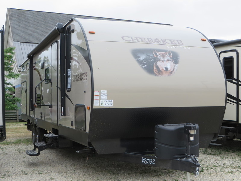Forest River Cherokee 294BH