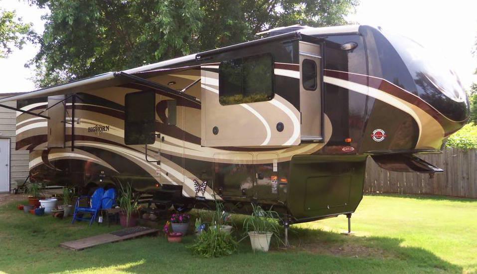 2016 Heartland Big Horn 3750