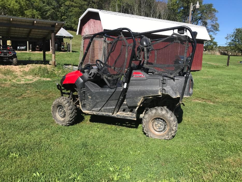 honda pioneer 700 motorcycles for sale in brookville pennsylvania. Black Bedroom Furniture Sets. Home Design Ideas