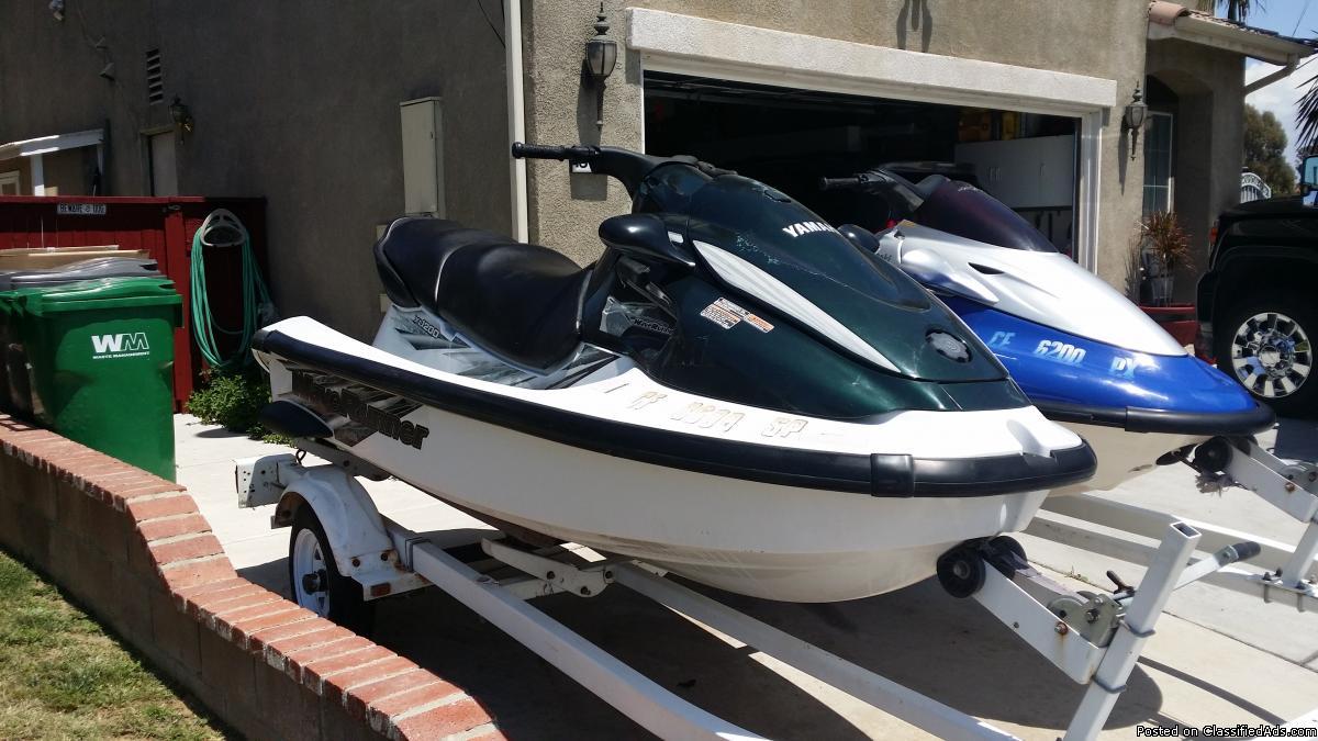 2001 yamaha jet ski boats for sale for Yamaha jet skis