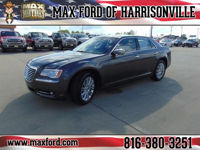 Chrysler 300c cars for sale in missouri for Max motors ford harrisonville mo