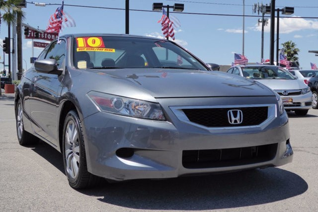 2010 Honda Accord Coupe 2dr I4 Automatic EX-L