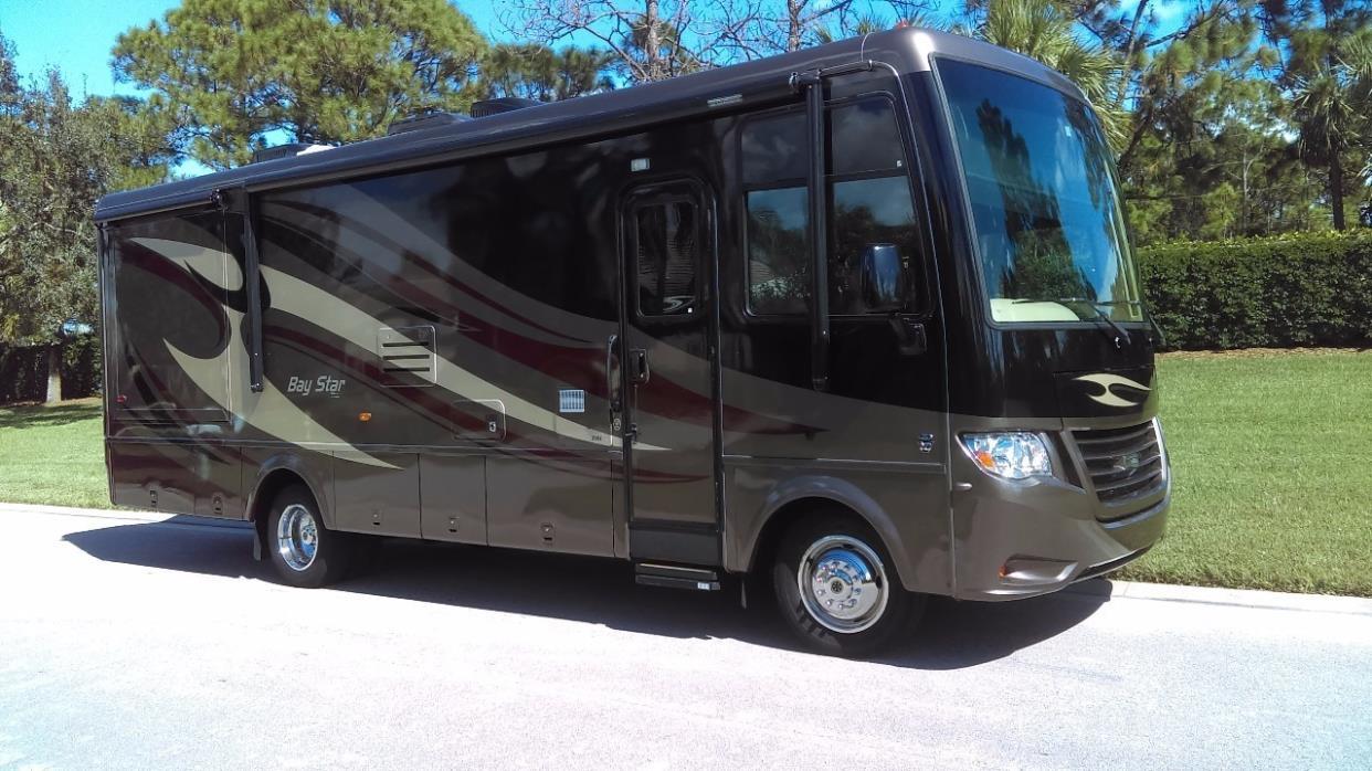 2013 Newmar BAY STAR 2901