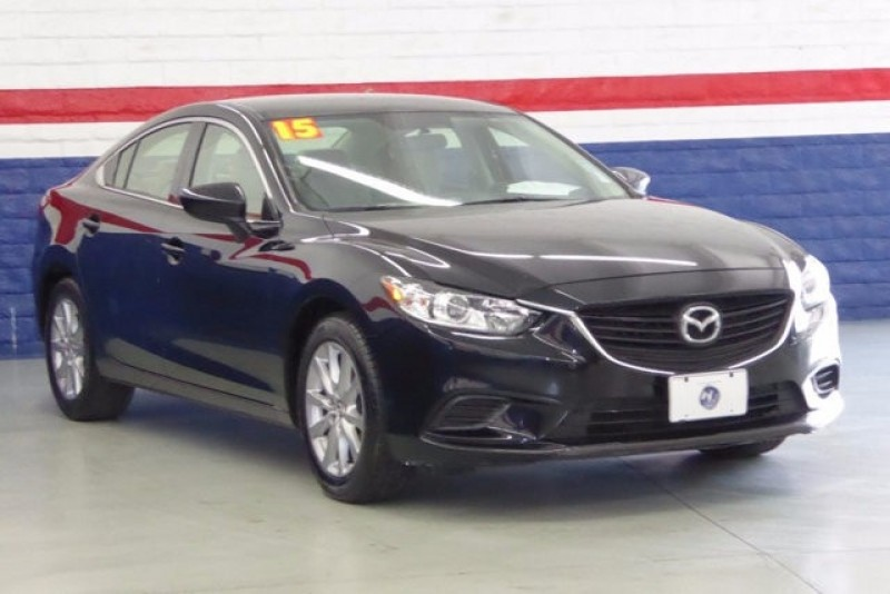 2015 Mazda Mazda6 4dr Sedan Automatic i Sport