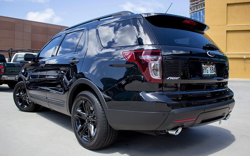 2013 Ford Explorer 4WD 4dr Sport