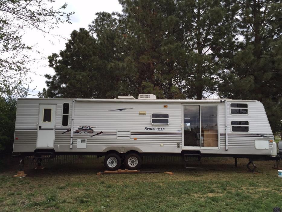 Keystone Springdale 372bhgl Rvs For Sale
