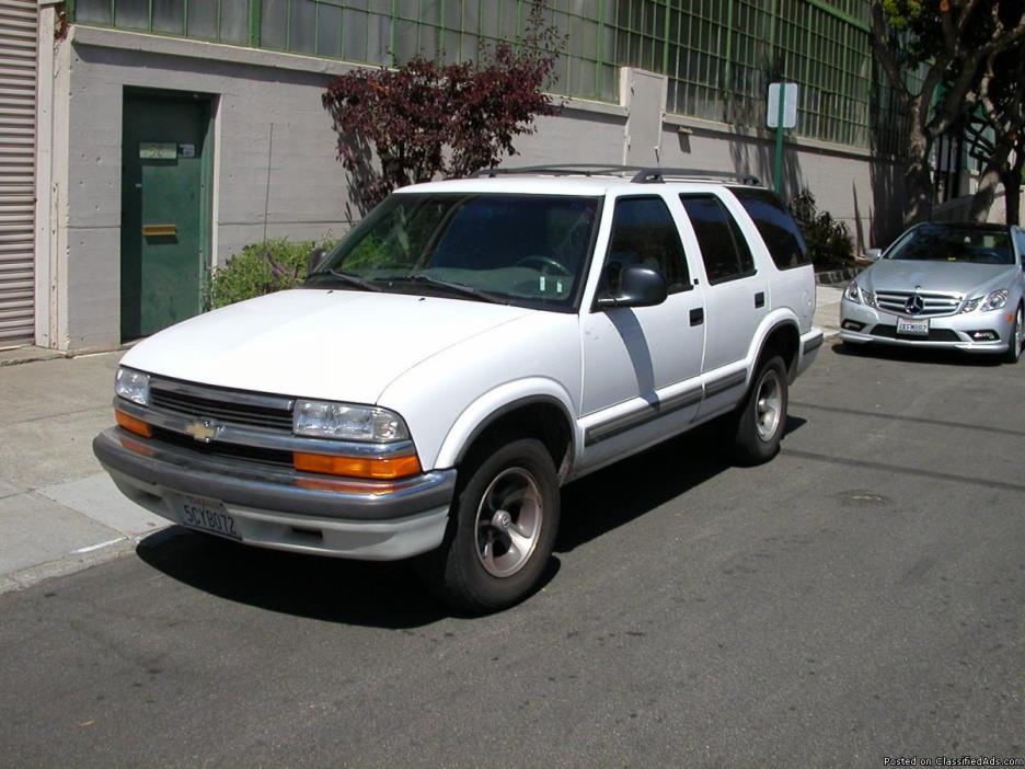 Chevy Blazer 2WD LS 1998
