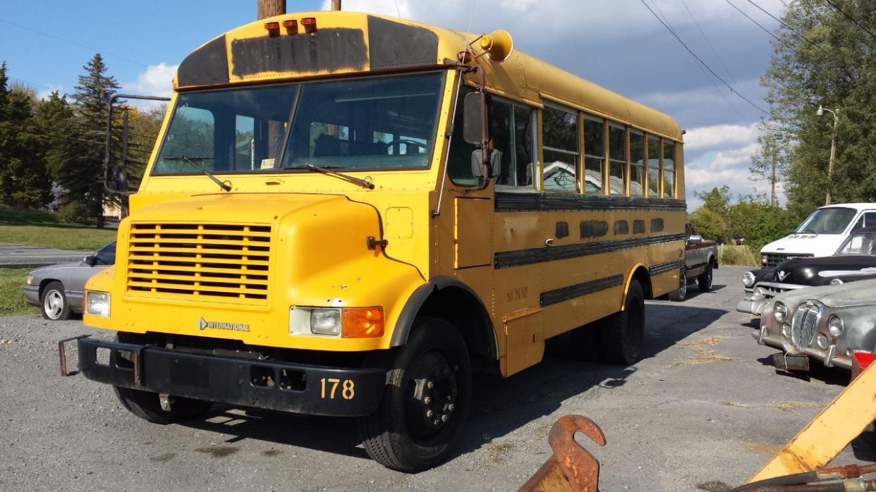 Thomas School Bus cars for sale in Virginia
