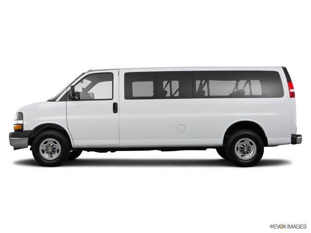 2015 Chevrolet Express Passenger LT 2500