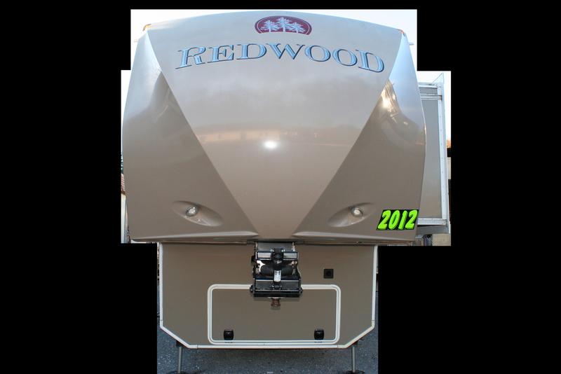 Redwood Rv Redwood 36RE