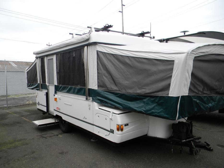 Rv Sales Portland Oregon >> Coleman Tent Trailer RVs for sale