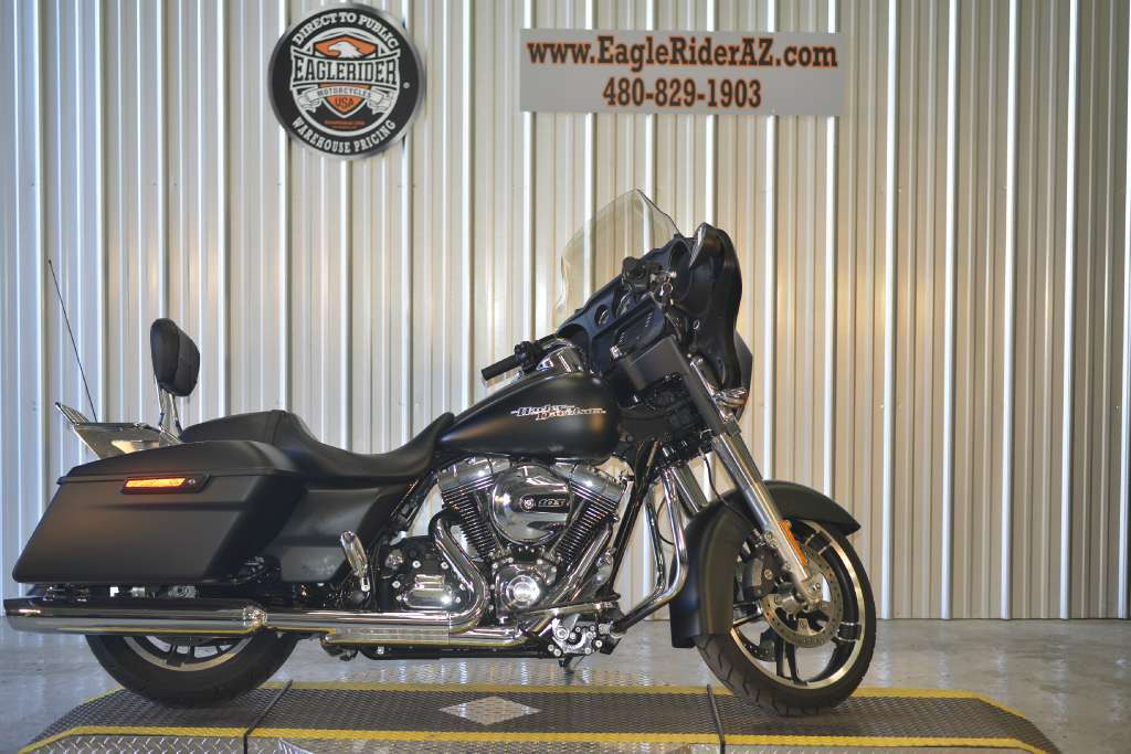 Harley davidson street glide motorcycles for sale in tempe for Iconic motors tempe az