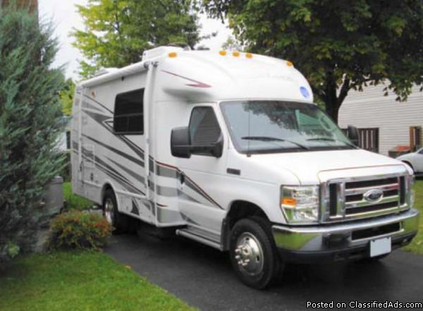 2008 Holiday Rambler Augusta 22Ft Class-A Motorhome For Sale