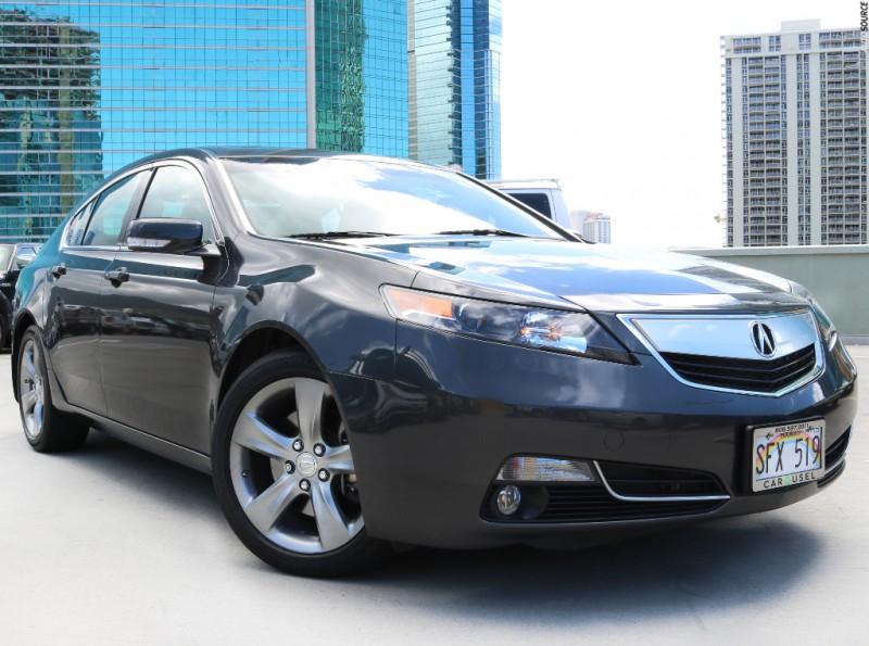 2014 Acura TL 4dr Sdn Auto Advance