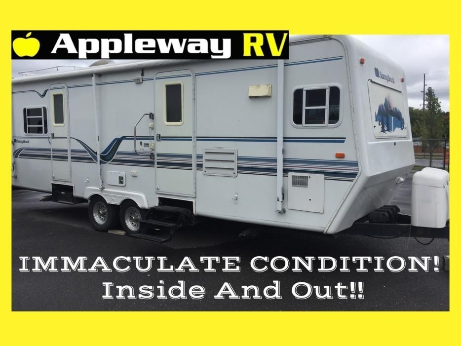 Travel Trailers For Sale In Houston >> Sunnybrook 27fks rvs for sale