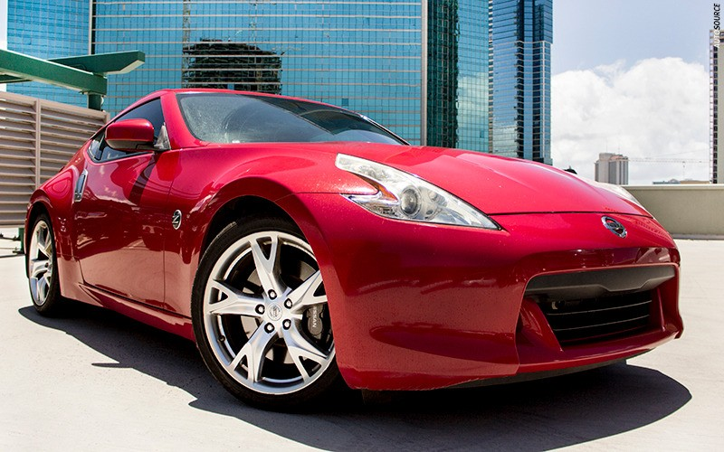 2009 Nissan 370Z Coupe Touring