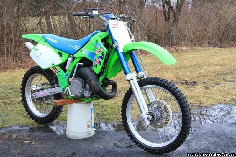 1992 Kx250 Motorcycles for sale  1992 Kx250 Moto...