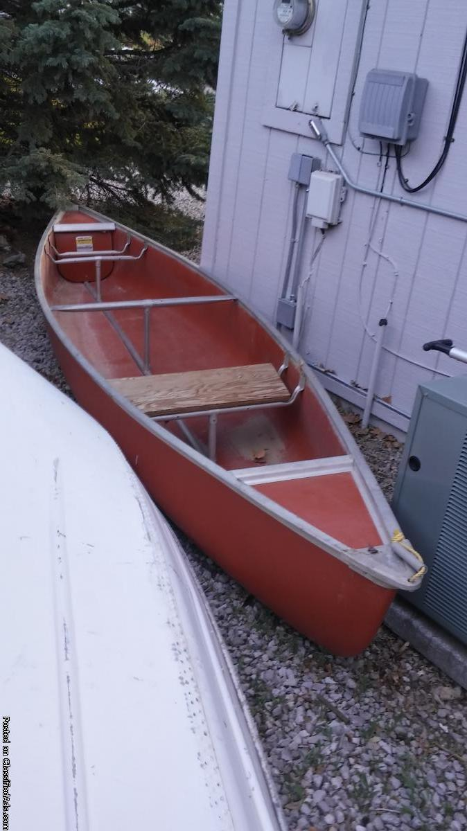 15 Ft Coleman Canoe Boats for sale