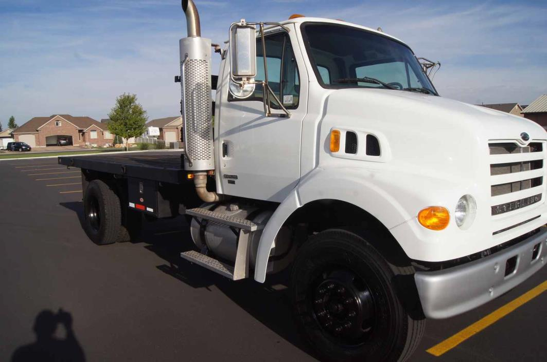 2006 Sterling L7500 Flatbed Truck