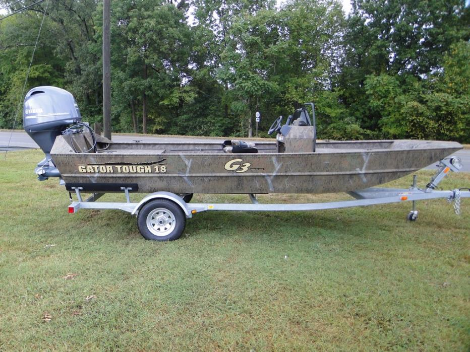 G3 yamaha jet boat boats for sale for Jon boat with jet motor