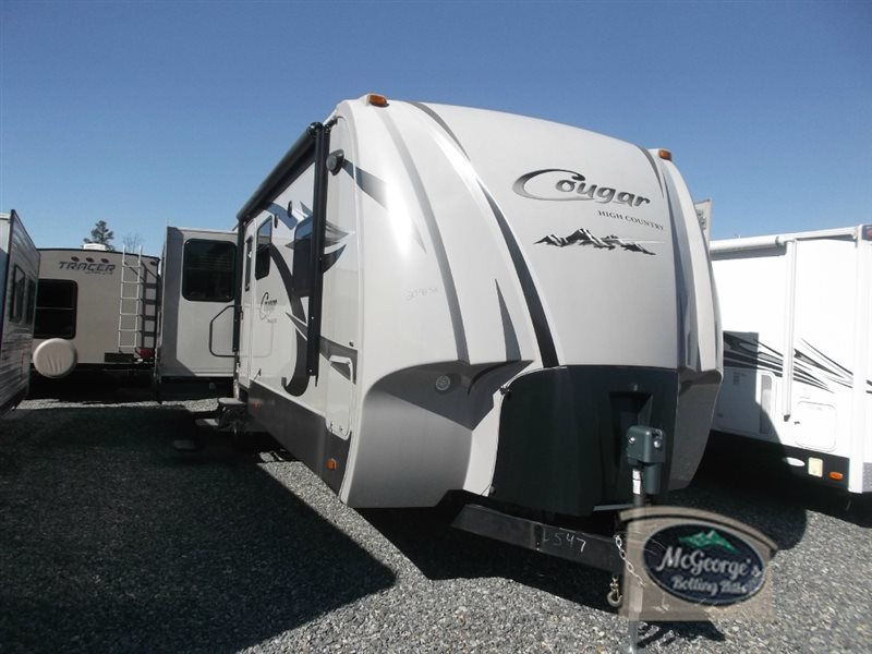 Keystone Rv Cougar High Country 321RES