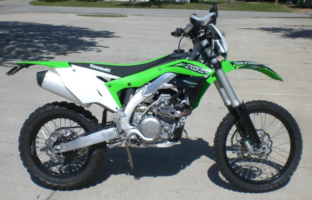 Kawasaki Klxsf For Sale Craigslist