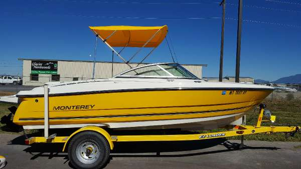 2008 Monterey 180 FS