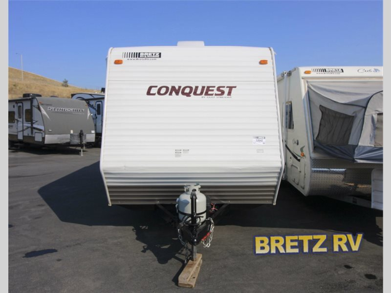 Gulf Stream Rv Conquest Lite 19RBC