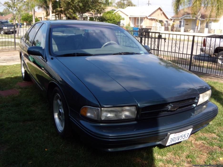 96 impala ss cars for sale. Black Bedroom Furniture Sets. Home Design Ideas