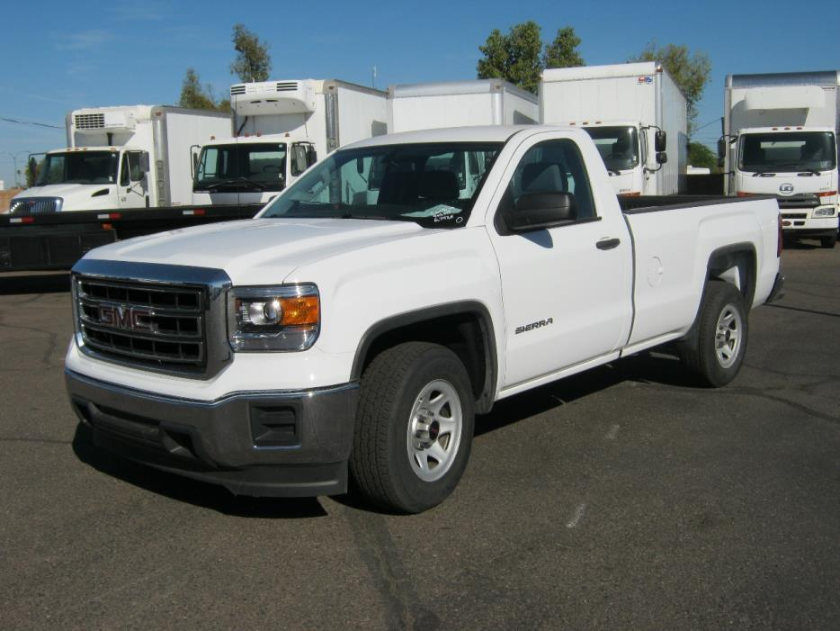 2015 Gmc Sierra  Pickup Bed