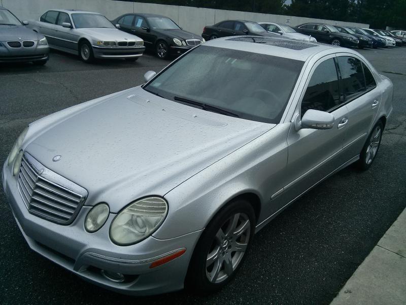 2007 MERCEDES-BENZ E350 350