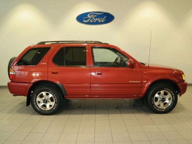 1999 Isuzu Rodeo LSE 4WD