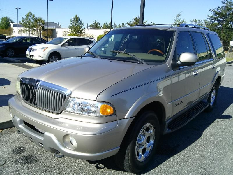 lincoln navigator 2002 cars for sale. Black Bedroom Furniture Sets. Home Design Ideas