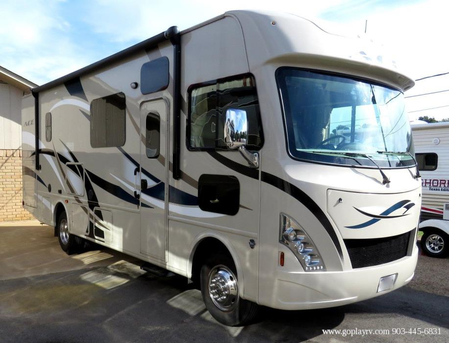 Thor motor coach ace 29 3 rvs for sale for Thor motor coach ace reviews