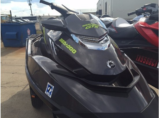 Sea Doo Gtx Limited Is Boats for sale
