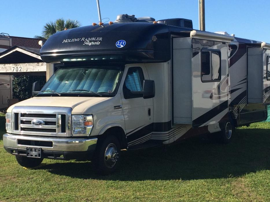 2009 Holiday Rambler AUGUSTA 293TS