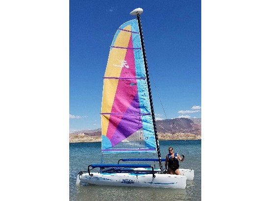 2000 Hobie Cat Wave