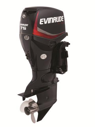 2017 EVINRUDE E75DPGL