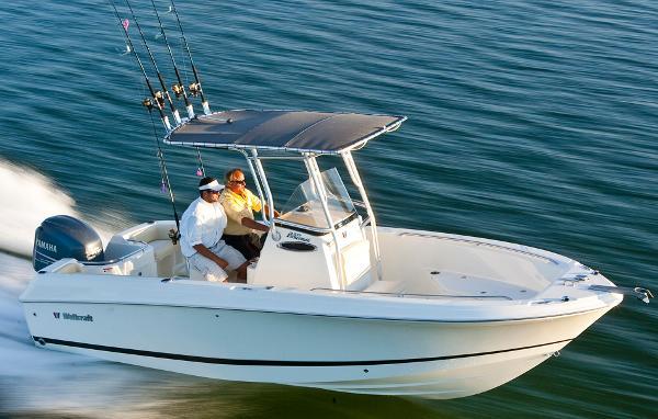 2017 Wellcraft 220 Fisherman