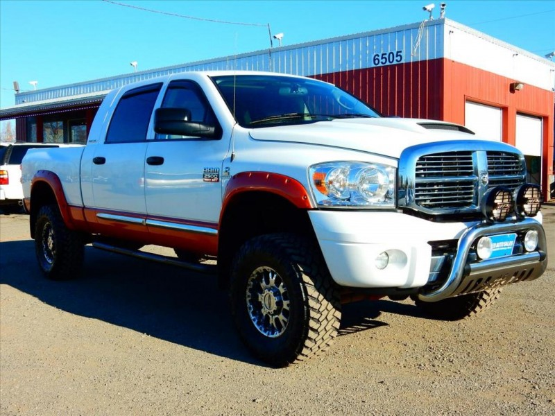 2007 Dodge Ram Pickup 2500 4 Door Cab; Mega