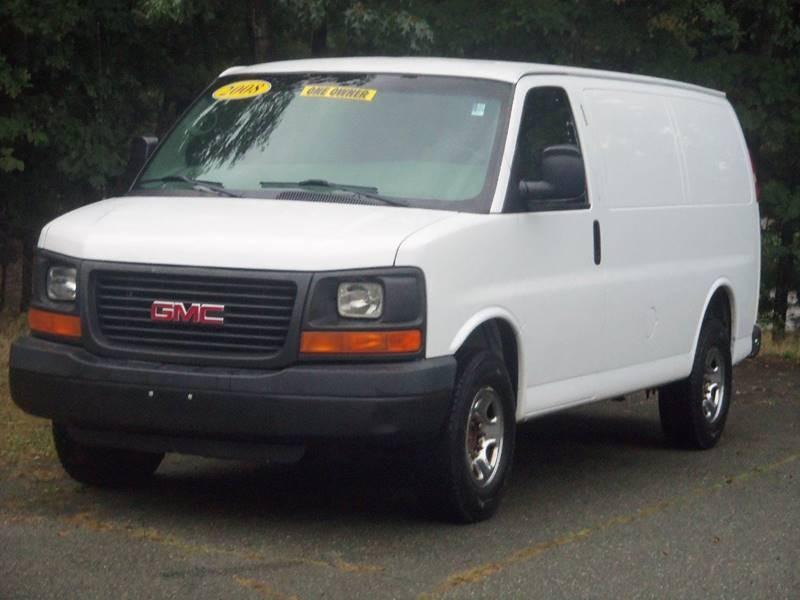 2008 GMC Savana Cargo 2500 3dr Cargo Van