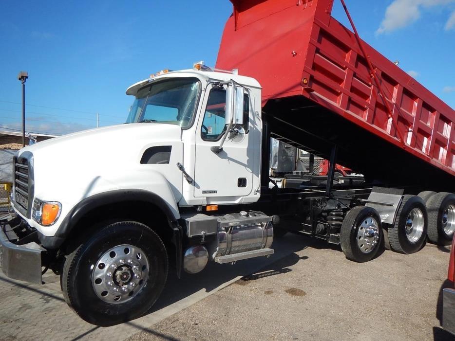 Mack Granite Cars For Sale In Houston Texas